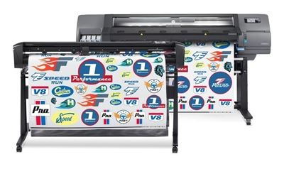 Picture of HP Latex 315 54in Print and Cut Solution