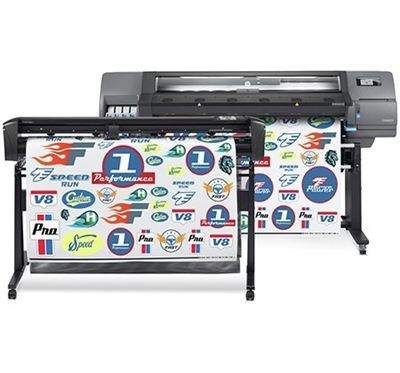 Picture of HP Latex 115 54in Print and Cut Solution
